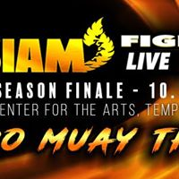 2017 Siam Fights LIVE Season Finale