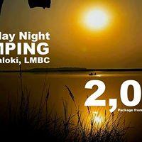 Saturday Night Camping at Head Baloki LMBC