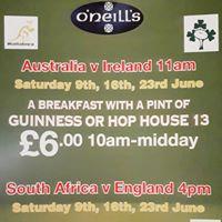 O'Neill's Irish Pub & Kitchen - Sutton