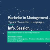 ESCP Europe Bachelor in Management Information Session