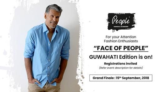 Face of People- Guwahati Edition