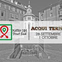 Platea Cibis Acqui Terme