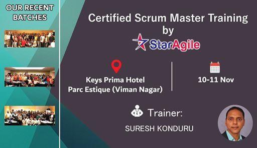 Certified Scrum Master(CSM) Training