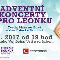 Adventn koncert Yvetty Blanaroviov
