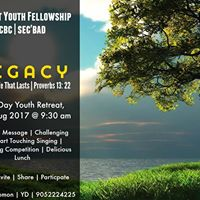 Legacy  One Day Youth Retreat