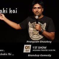 Utna Confidence nahi hai - Standup Comedy