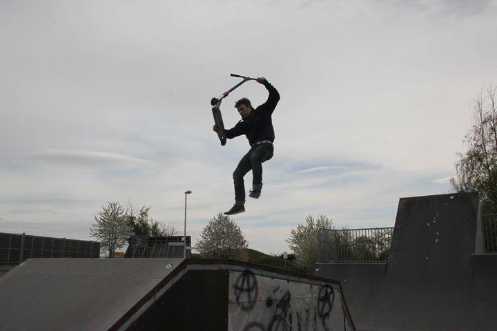 Season Opening Skatepark Nutzungstrae
