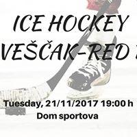 Ice Hockey Medveak - Red Bull with ESN Zagreb