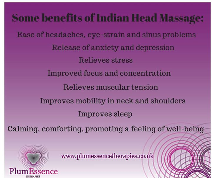 Indian Head Massage Practitioner Diploma 1 day course
