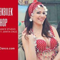 Sabriye Tekbilek Santa Cruz workshops January 7th