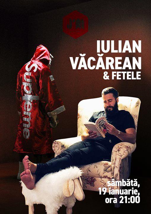 Iulian Vcrean & Fetele - Prietenii pun Muzic la Jai