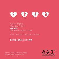 Groovy Nights - Valentine Edition