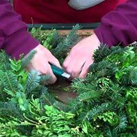 Last Chance Wreath Making Workshop