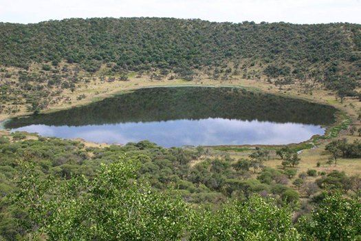 7km Walk the Crater