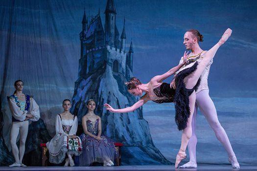 Jezioro abdzie - Narodowy Balet Klasyczny z Kijowa
