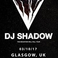 DJ Shadow - O2 ABC Glasgow