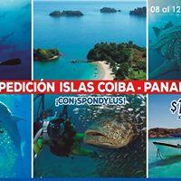 Expedicin Islas Coiba - Panama