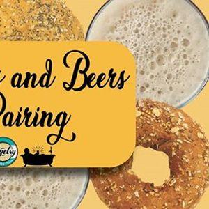 Beers &amp Bagels Pairing