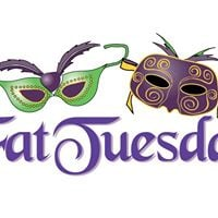 Fat Tuesday PARTY with THE DUSTY ROSE BAND