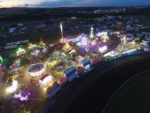 Grande Prairie Carnival May 30 - June 2