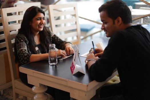 speed dating india