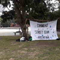 Junta Comunidad Street Team Argentina