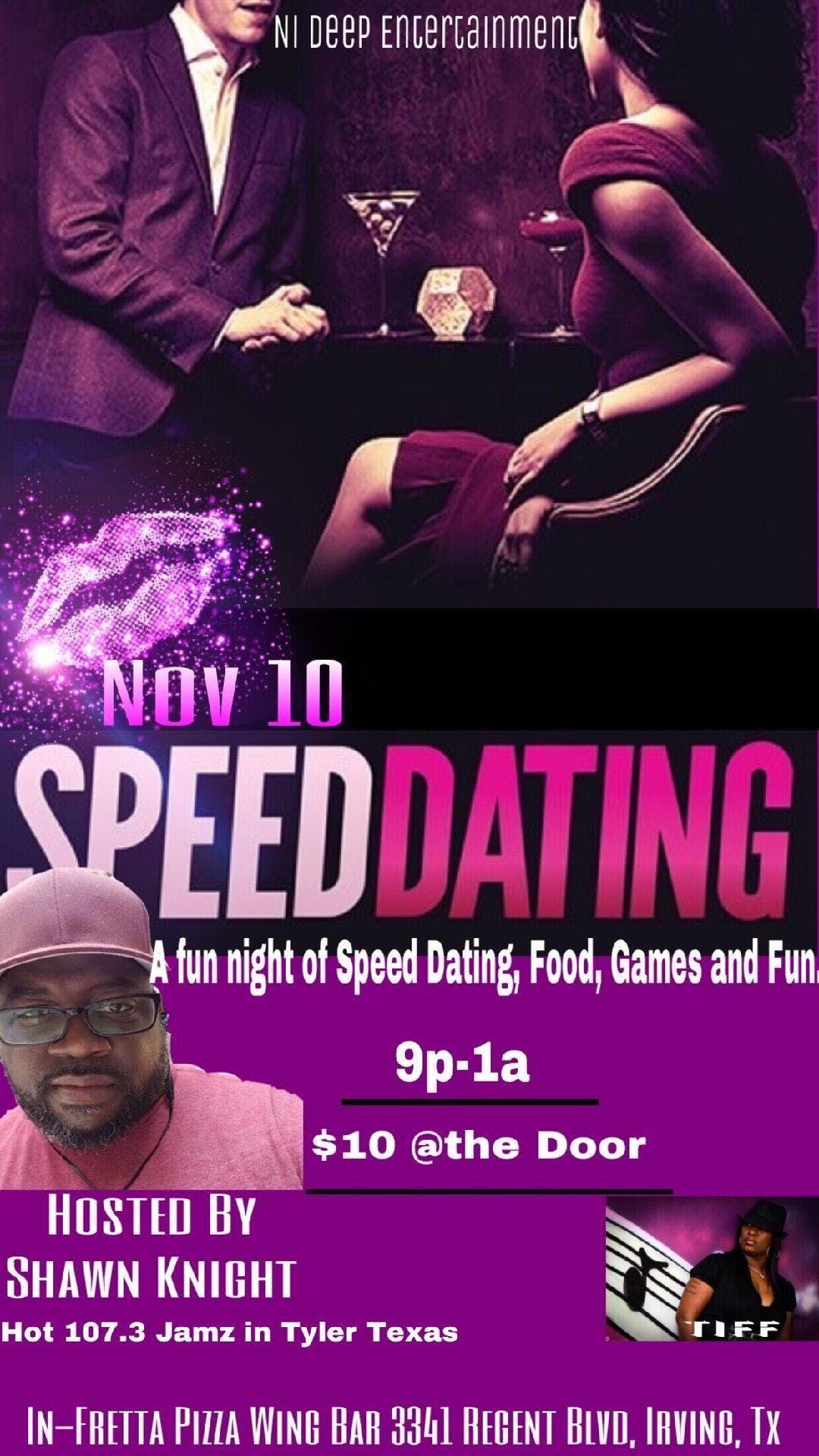 speed dating in tyler tx