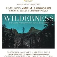 Sacred Roots Winter Artist Showcase