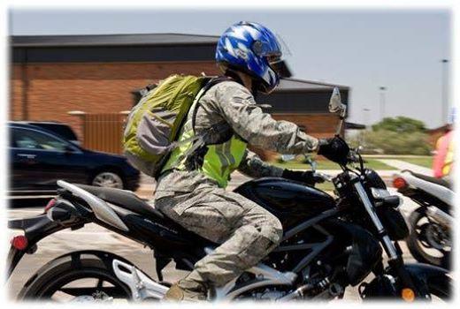 Mandatory motorcycle safety briefing