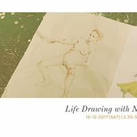 Life Drawing with NuDD &amp get.give