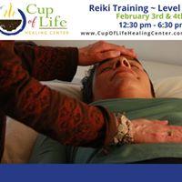 Reiki Training - Level I