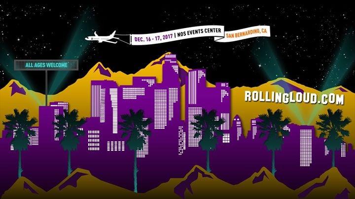 Rolling Loud Southern California 2017