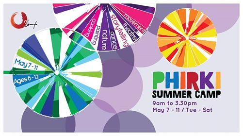 Phirki Multi-Art Summer Camp