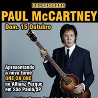 ROCK in ROAD com Paul McCartney (So Paulo)