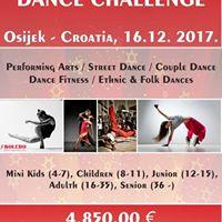 6. Euro Show Dance Challenge