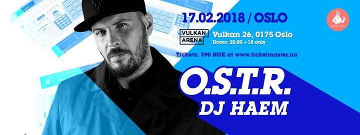 OSTR w Oslo  17.02