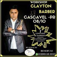 Workshop Mundo das tesouras Com Clayton Barber