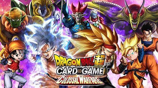 Dragon Ball Super Card Game Budokai Club Challenge