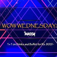 WOW Wednesday Feat. DJ Massy