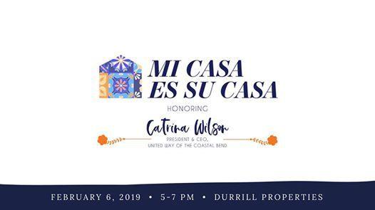Mi Casa Es Su Casa honoring Catrina Wilson