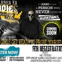Roadie of Vidharbha Auditions
