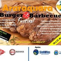 Araraquara Burger&ampBBQ Festival