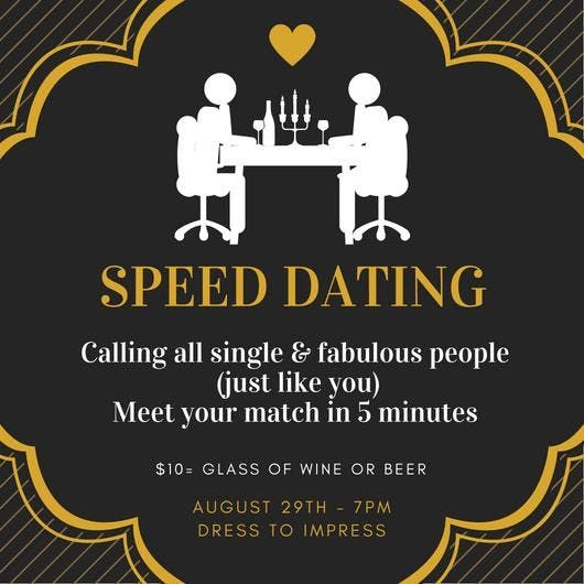 speed dating ad dating lgbt