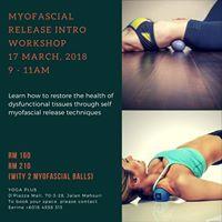 Myofascial Release Intro Workshop