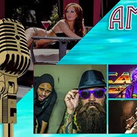 Amplified Pool Concert w Lazer Whip CMB Jonate &amp More
