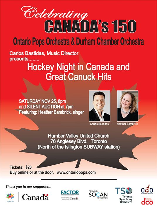 Canada 150 Hockey Night in Canada & Great Canuck Hits