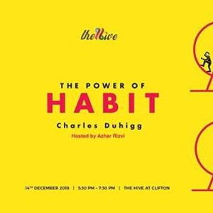 The Hives Book Club Presents The Power of Habit