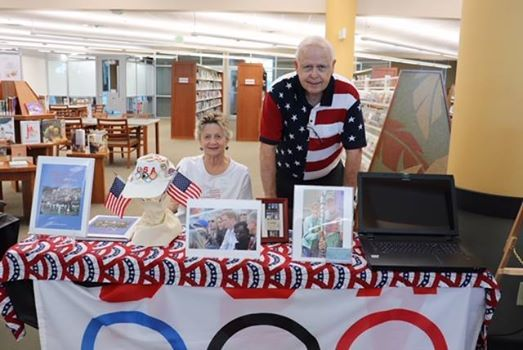 Greenlees Share Experiences at Nine Olympiads