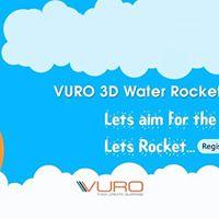 VURO 3D Water Rocket Challenge