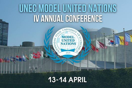 IV Annual UNEC MUN Conference